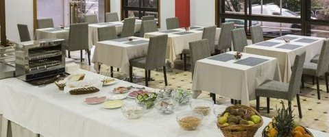 Restaurante Hotel City House Los Tilos