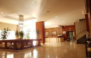Lobby Hotel City House Los Tilos